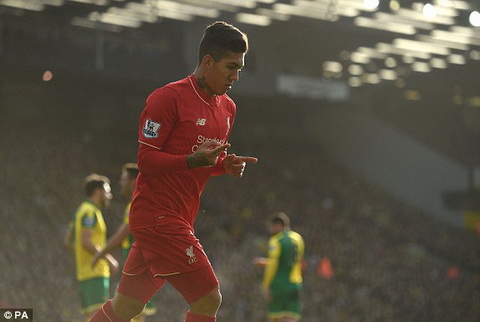 Nhung diem nhan sau tran thang nghet tho cua Liverpool truoc Norwich hinh anh