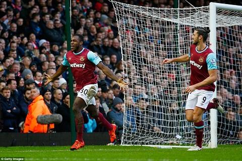 West Ham vs Man City (0h30 ngay 241) Sa lay tai hiem dia Boleyn Ground hinh anh