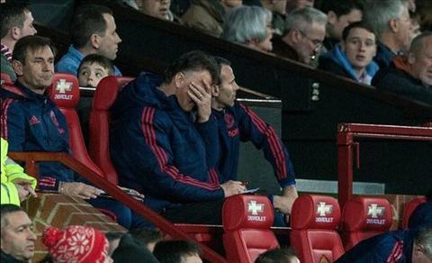Du am MU 0-1 Southampton Thien tai Louis van Gaal hinh anh