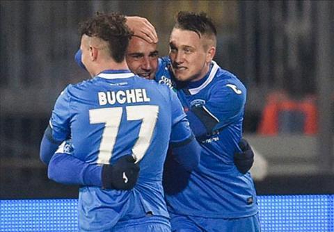 Video clip ban thang Empoli 2-2 AC Milan (Vong 21 Serie A 20152016) hinh anh