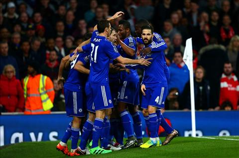 Arsenal 0-1 Chelsea Phao thu lap ky luc buon hinh anh