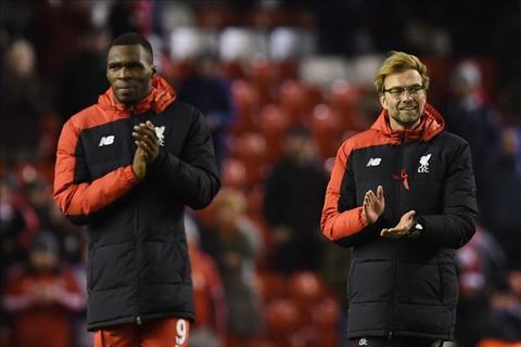 Chim nghim o Liverpool, Benteke quay ra do thua cho Klopp hinh anh