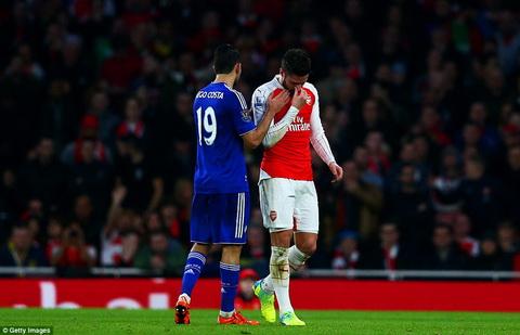 Du am, tuong thuat tran dau Arsenal vs 0-1 Chelsea vong 23 NHA 2015 hinh anh 3