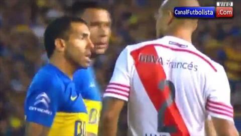 Tran El Clasico Boca Juniors vs River Plate sieu bao luc hinh anh