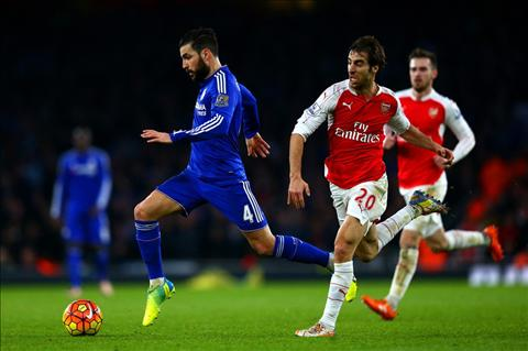 Video clip ban thang Arsenal 0-1 Chelsea (Vong 23 Premier League 20152016) hinh anh