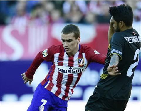 Video clip ban thang Atletico Madrid 0-0 Sevilla (Vong 21 La Liga 20152016) hinh anh