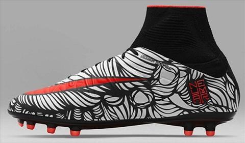 Neymar hao hung khoe sieu pham giay doc quyen cua Nike hinh anh 5