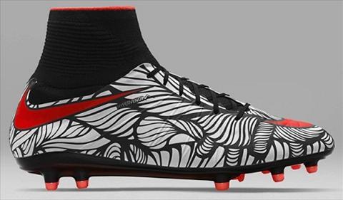 Neymar hao hung khoe sieu pham giay doc quyen cua Nike hinh anh 6