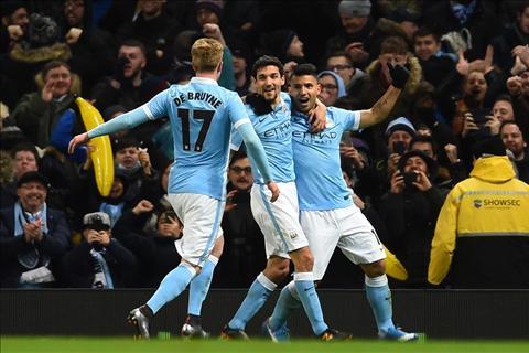 Man City 3-1 Everton