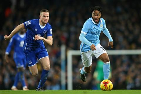Sterling Man City Everton