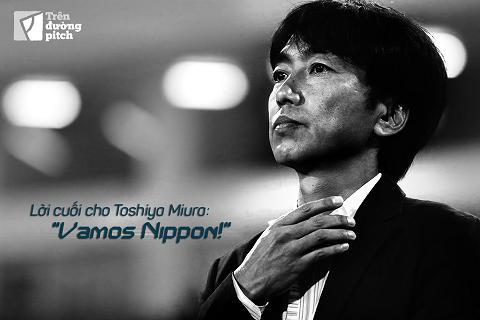 Loi cuoi cho Toshiya Miura Vamos Nippon! hinh anh