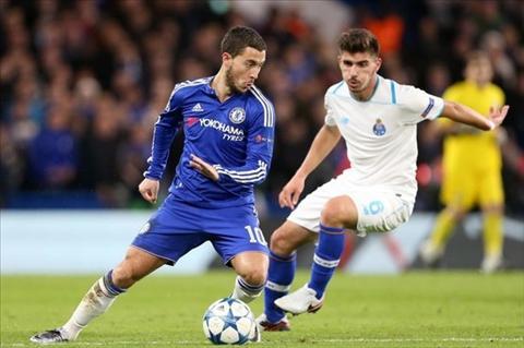 Hazard cau thu Chelsea