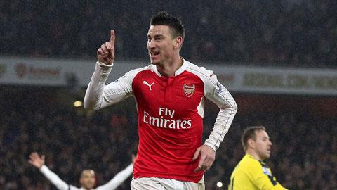 Arsenal Hay can than voi Vardy va don phan cong cua Leicester! hinh anh 3