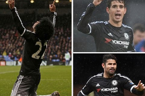 Crystal Palace 0-3 Chelsea Nhung nguoi Brazil tren dat Anh! hinh anh 2
