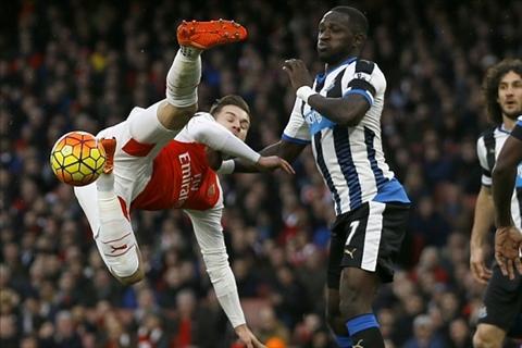 Nhung dieu rut ra sau chien thang vat va cua Arsenal truoc Newcastle hinh anh 5