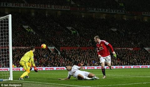 Tien dao Wayne Rooney Nguoi giai cuu Louis van Gaal hinh anh 2