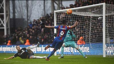 Crystal Palace 0-3 Chelsea