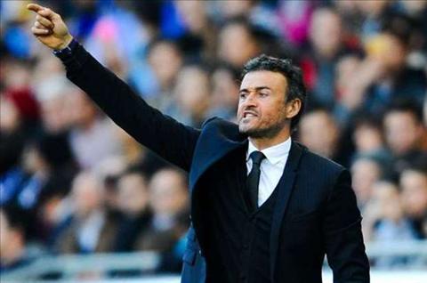 Enrique phan ung Barca Atletico