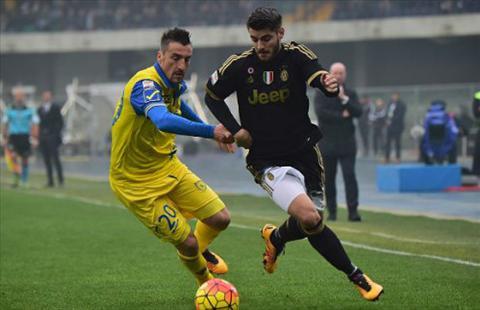 Video clip ban thang Chievo 0-4 Juventus (Vong 22 Serie A 20152016) hinh anh