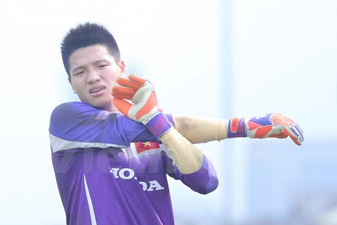 Nguoi gac den U23 Viet Nam Goi ten nguoi sat Phi Minh Long hinh anh