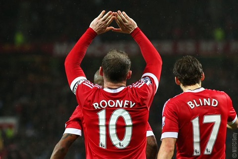 Rooney lan thu 4 gianh danh hieu cau thu xuat sac nhat nam hinh anh