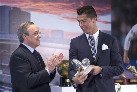 Real Madrid ra phan quyet ve tuong lai tien dao Ronaldo hinh anh 2
