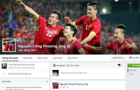 Tien dao Cong Phuong kiem duoc 300 trieu dong nho Facebook hinh anh