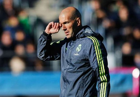 Tiet lo muc luong beo bot cua Zidane tai Real hinh anh