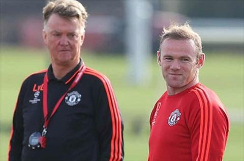 Van Gaal lo xa Rooney va Shaw se beo phi do di truyen hinh anh