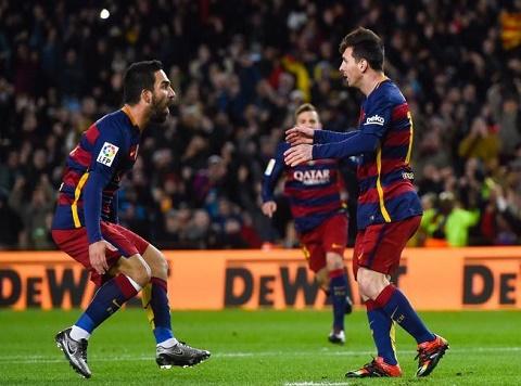 Video clip ban thang Barca 4-1 Espanyol (Cup Nha vua TBN 20152016) hinh anh