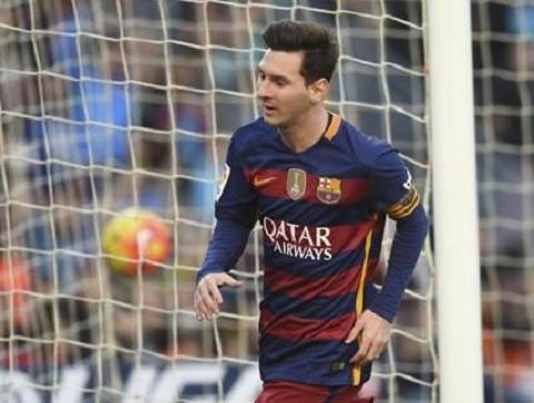 Kha nang Man City mua thanh cong Lionel Messi la khong cao hinh anh