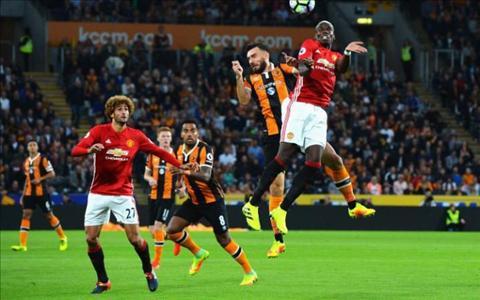 Hull City tung co tran dau qua cam truoc Man United