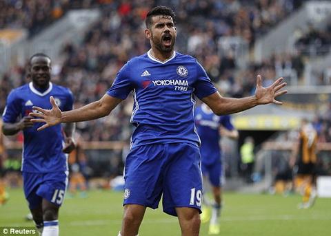 Video Clip ban thang Hull vs 0-2 Chelsea Premier League 201617 hinh anh
