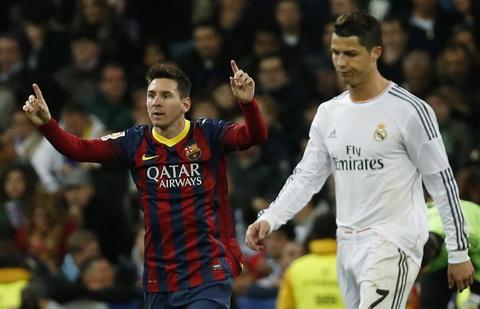 Top cau thu vi dai nhat La Liga Cris Ronaldo kem Messi 19 bac hinh anh