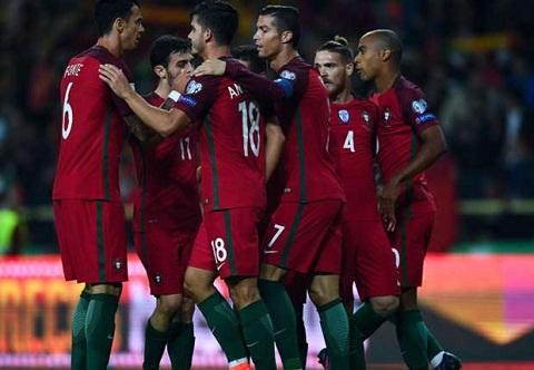 Dao Faroe 0-6 BDN Seleccao thang hoa trong ngay Ronaldo la kep phu hinh anh 2