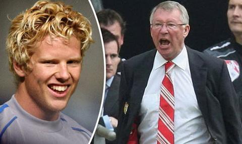 Sir Alex Ferguson la ke doc tai, kiem soat MU nhu no le hinh anh