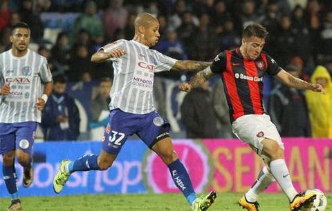 Nhan dinh Godoy Cruz vs San Lorenzo 07h10 ngay 1310 (Cup QG Argentina 2016) hinh anh