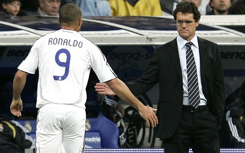 Tu Milan toi Real Cau chuyen ve thay phu thuy Fabio Capello hinh anh 5