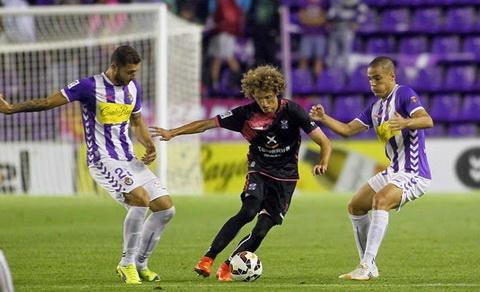 Nhan dinh Valladolid vs Tenerife 02h00 ngay 1310 (Cup Nha Vua TBN 201617) hinh anh