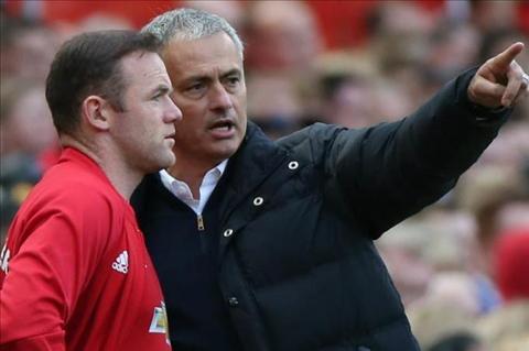 Huyen thoai MU tin Rooney sa sut la loi lon cua Mourinho hinh anh
