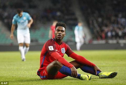Tổng hợp: Slovenia 0-0 Anh (Vòng loại World Cup 2018)