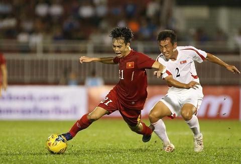 DT Viet Nam thang tien vuot bac, vuot mat Thai Lan tren BXH FIFA hinh anh