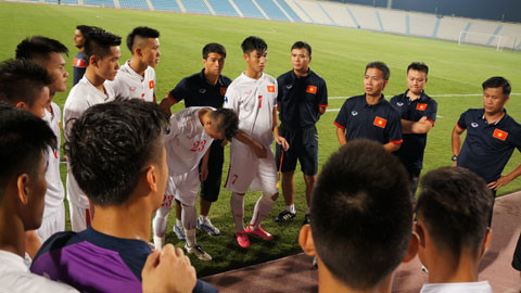 So sanh hai lua U19 Viet Nam la khap khieng hinh anh