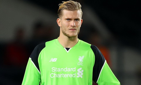 Karius tuyen bo Liverpool chang bao gio so M.U.