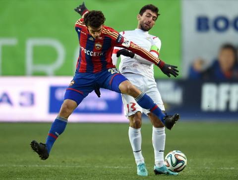 Nhan dinh CSKA Moscow vs Ufa 23h30 ngay 1410 (VDQG Nga 2016) hinh anh