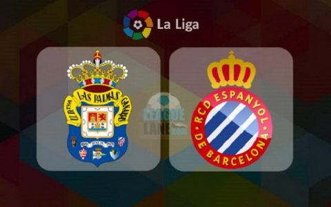 Nhan dinh Las Palmas vs Espanyol 01h45 ngay 1510 (La Liga 201617) hinh anh