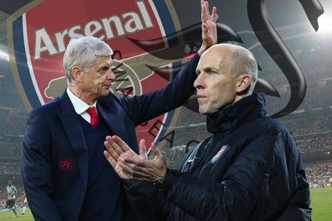Arsenal vs Swansea (21h00 ngay 1510) Dinh cao gap vuc sau hinh anh 2