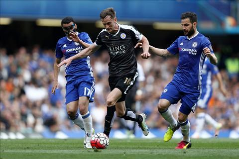 Chelsea vs Leicester (18h30 ngay 1510) The Blues lap lai trat tu hinh anh