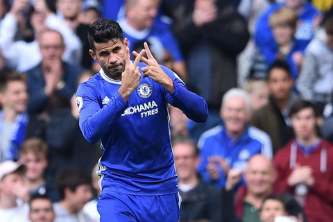 Chelsea nhan hung tin tu tien dao Diego Costa hinh anh