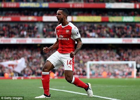 Video Clip ban thang Arsenal vs 3-2 Swansea Vong 8 NHA 201617 hinh anh
